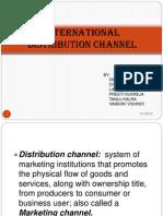 International Distribution Channel2