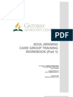 Soul-Winning Care Group Training