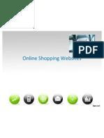 Business Dynamics Final Version.ppt Online Shopping Websites