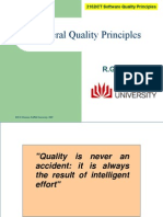 SQP 2005 General Quality Principles