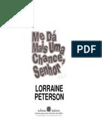 Me dá Uma Chance - Lorraine Peterson