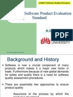 SQP 2005 L3B ISO 9126 Software Prod Eval