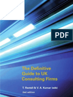 The Definitive Guide to UK Consulting Firms