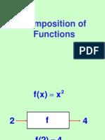 Composite Functions C3