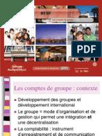 Comptes de Groupe MSBIF