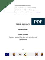 Andonie Silviu Medii de Comunicatii