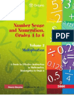 Math Strategy NSN Vol 3 Multiplication