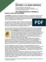 Tema1.Hominización.P.Prerromanos.HispaniaRomana.Visigodos