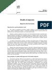Health of Migrants