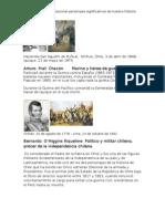 Personajes Import Antes de La Historia de Chile
