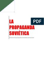 LA PROPAGANDA SOVIÉTICA