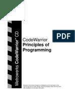 Code Warrior - Principles of Programming