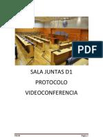 Protocolo Polycom Sala de Juntas D-1