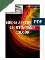 Media Aesthetics Pavi