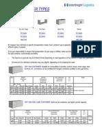 Imp Main Container Types