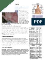 Anemia Print