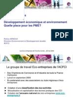 ACFCI Eco Entreprises