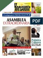 Horizonte Cooperativo Ed. 2011 11
