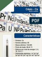 Césio