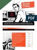 Windows Desktop Licensing Tips