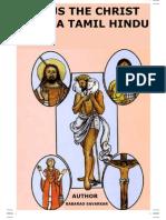 Jesus Christ Was a Hindu
