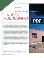 toxicología en nubes multicomponentes, parte I