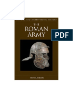 The Roman Army a Social and Institutional History
