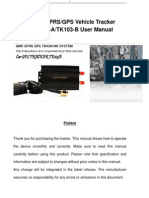 Tk103ab User Manual