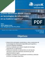 Inversion en Tecnologia de ion en La CdS_gallardo_2010