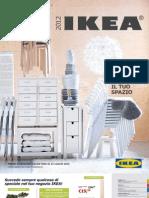 IKEA Catalogue 2012 ITA