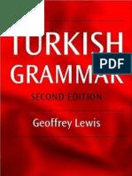 1 Turkish Grammar