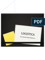 Clase1origen de La Logistica