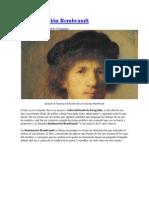 La iluminación Rembrandt