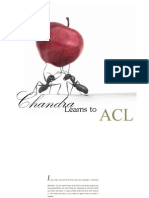 ChandraLearns to ACL