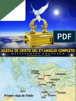 Mapas Biblicos Evangelio Completo
