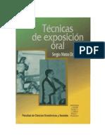 Tecnicas de Expresion Oral