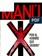 Miguel Serrano- Manu Por El Hombre Que Vendra