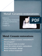 Metal- Ceramic Restorations Part I FILEminimizer FILEminimizer
