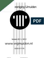 vv IJmuiden Spil Nov 2011