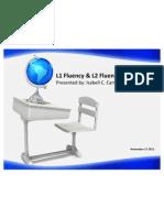 LING 5P03 Presentation 11 10 2011