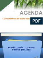 CARACTERÍSTICAS DEL DISEÑO INSTRUCCIONAL