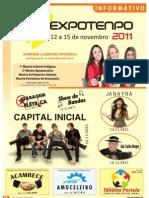 INFORMATIVO EXPOTENPO 2011