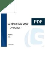 LS Retail NAV 2009 Overview