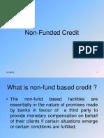 Non-Funded Credit (Bank Guarantee)
