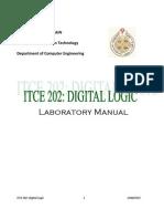 ITCE 202 Manual Lab