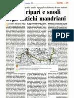 Strade, Ripari e Snodi Degli Antichi Mandriani-Vincenzo Stasolla