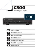 NAD C300