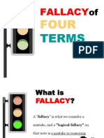 Fallacy Report