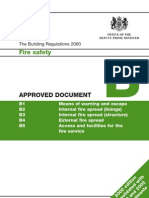 The Building Regulations 2000