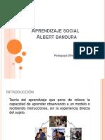 Aprendizaje Social Ppt